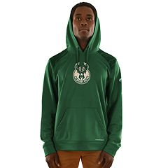 Men's Majestic Milwaukee Bucks Armor Hoodie
