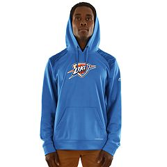Men's Majestic Oklahoma City Thunder Armor Hoodie