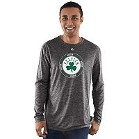 Men's Majestic Boston Celtics Point of Attack Tee