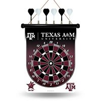 Texas A&M Aggies Magnetic Dart Board