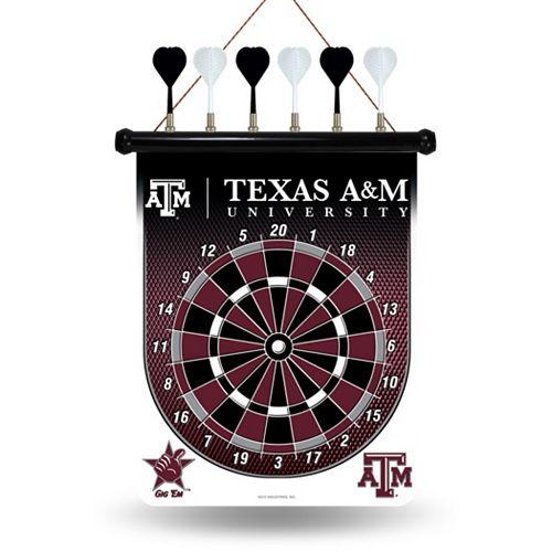 Texas A&M Aggies Magnetic Dart Board