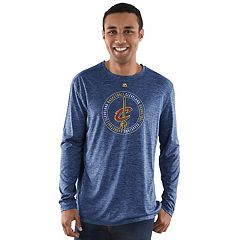 Men's Majestic Cleveland Cavaliers Point of Attack Tee