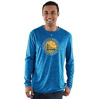 Men's Majestic Golden State Warriors Point of Attack Tee