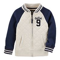 Boys 4-12 OshKosh B'gosh Quilted Baseball Jacket