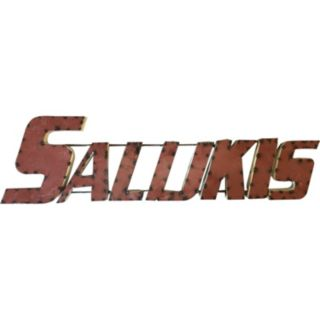 Southern Illinois Salukis Metal Wall Décor