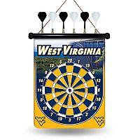 West Virginia Mountaineers Magnetic Dart Board