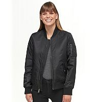Women's Levi's Classic Satin Flight Bomber Jacket