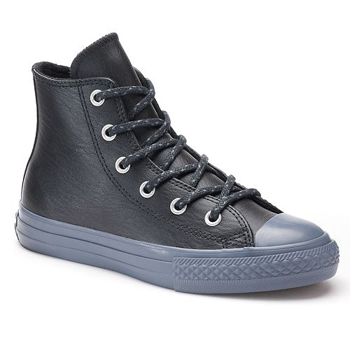 b94b909b6 Kids' Converse Chuck Taylor All Star High Top Thermal Leather ...