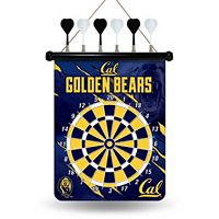 Cal Golden Bears Magnetic Dart Board
