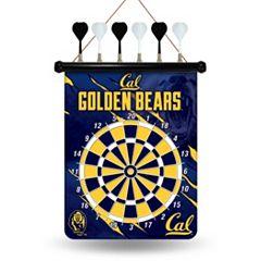 Cal Golden Bears Magnetic Dart Board