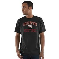 Men's Majestic New York Giants Heritage Camo Tee