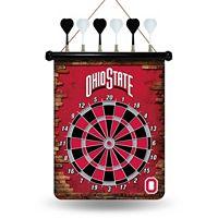 Ohio State Buckeyes Magnetic Dart Board