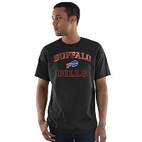 Men's Majestic Buffalo Bills Heritage Camo Tee