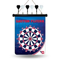 Dayton Flyers Magnetic Dart Board