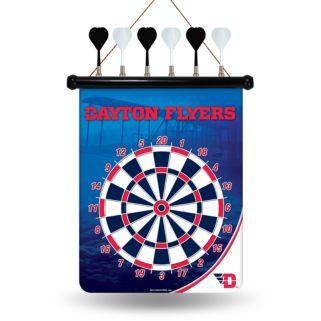 Dayton Flyers Magnetic Dart Board