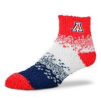 Women's For Bare Feet Arizona Wildcats Marquee Sleep Socks