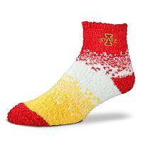 Women's For Bare Feet Iowa State Cyclones Marquee Sleep Socks