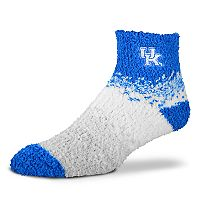 Women's For Bare Feet Kentucky Wildcats Marquee Sleep Socks