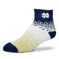 Women's For Bare Feet Notre Dame Fighting Irish Marquee Sleep Socks