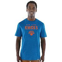Men's Majestic New York Knicks Hot Picks Tee