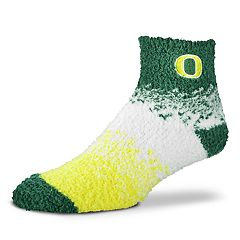 Women's For Bare Feet Oregon Ducks Marquee Sleep Socks