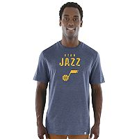 Men's Majestic Utah Jazz Hot Picks Tee