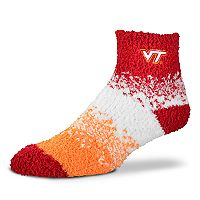 Women's For Bare Feet Virginia Tech Hokies Marquee Sleep Socks