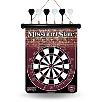 Missouri State Bears Magnetic Dart Board