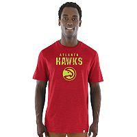 Men's Majestic Atlanta Hawks Hot Picks Tee