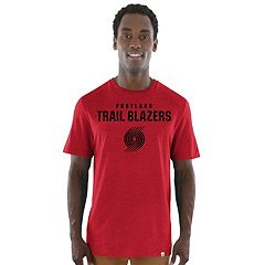 Men's Majestic Portland Trail Blazers Hot Picks Tee