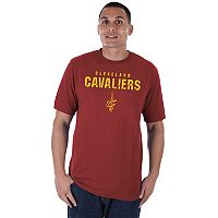 Men's Majestic Cleveland Cavaliers Hot Picks Tee