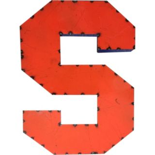 Syracuse Orange Metal Wall Décor