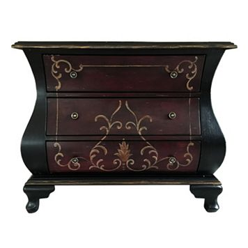 Pulaski Old World 3-Drawer Dresser