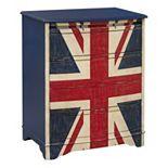 Pulaski Union Jack 4-Drawer Dresser