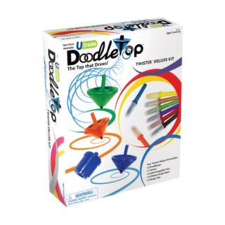 U-Create Doodletop Twister Deluxe Kit