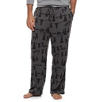 Men's Croft & Barrow® Ultra Soft Fleece Lounge Pants