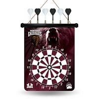 Montana Grizzlies Magnetic Dart Board