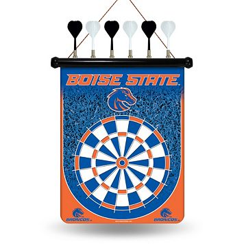 Boise State Broncos Magnetic Dart Board