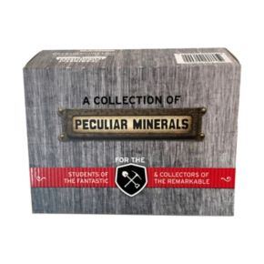 Copernicus A Collection of Peculiar Minerals
