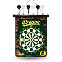 Oregon Ducks Magnetic Dart Board