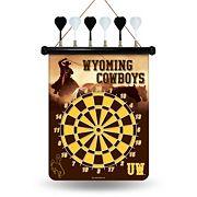 Wyoming Cowboys Magnetic Dart Board