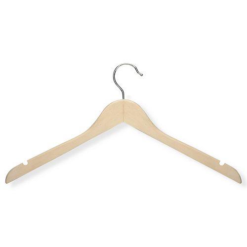Honey-Can-Do 20-pack Basic Shirt Hangers