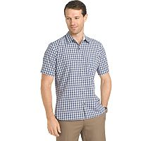 Men's Van Heusen Regular-Fit Never Tuck Button-Down Shirt