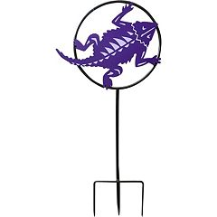 TCU Horned Frogs Outdoor Yard Stake