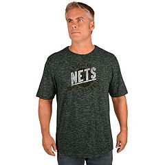 Men's Majestic Brooklyn Nets All Real Tee