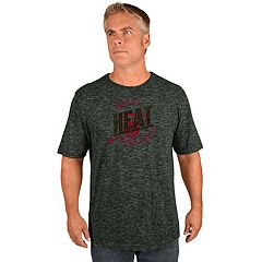 Men's Majestic Miami Heat All Real Tee