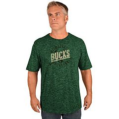 Men's Majestic Milwaukee Bucks All Real Tee