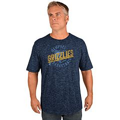 Men's Majestic Memphis Grizzlies All Real Tee