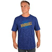 Men's Majestic Golden State Warriors All Real Tee