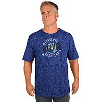 Men's Majestic Minnesota Timberwolves All Real Tee